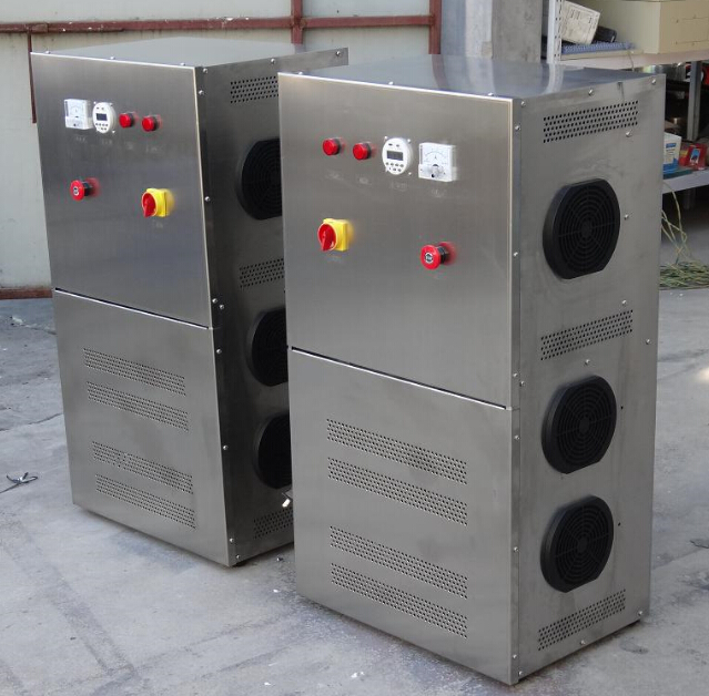 Stainless Steel Ozone Generator Systems Cabinets .