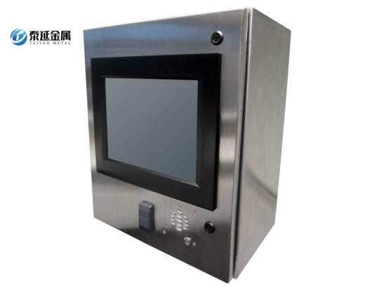 Sealing Stainless Steel IP Enclosures