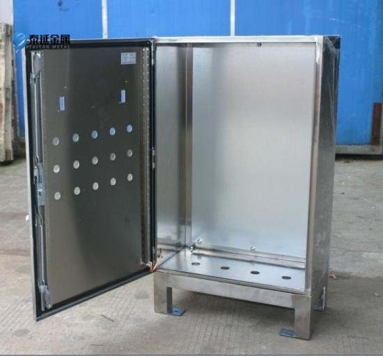 Electrical Outdoor Stainless Steel Power Enclosure